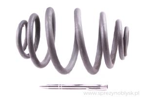 Producent sprężyn Sprężynobłysk Wytwórnia sprężyn sprężyna naciskowa naciągowa skrętna stożkowa ślimakowa